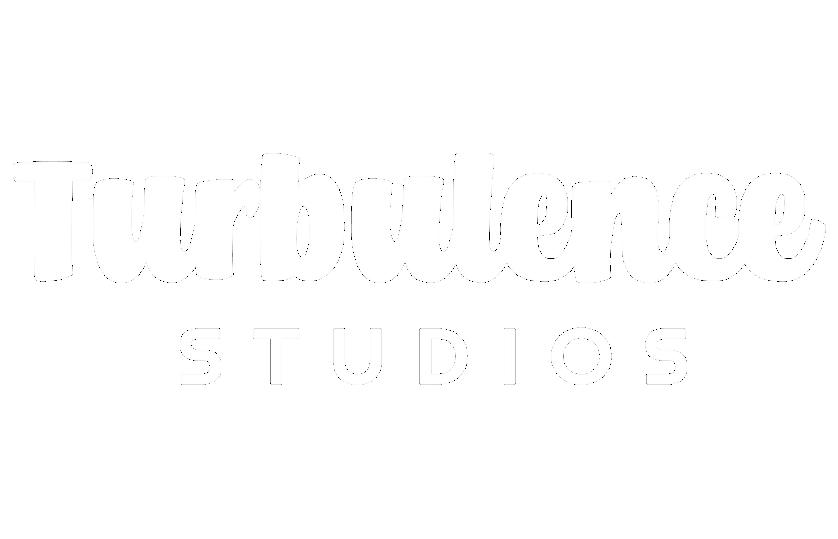 Turbulence studios white