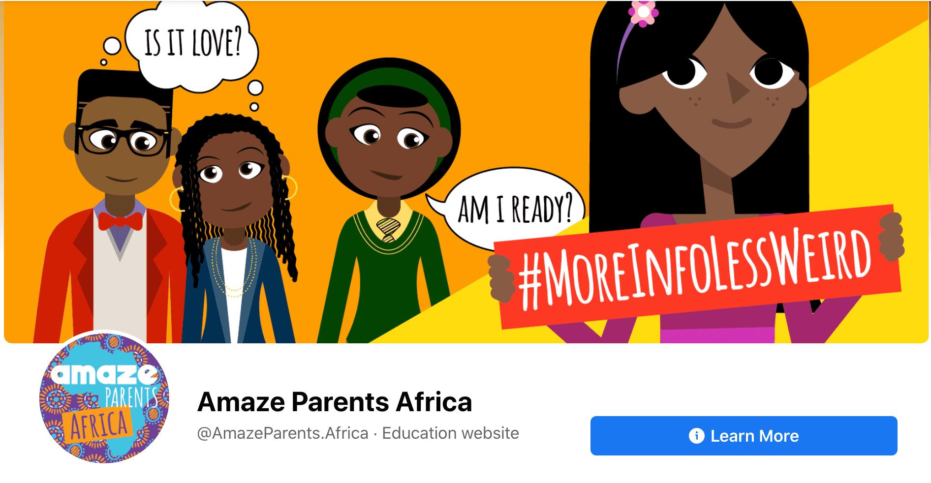 Amaze Parents Africa